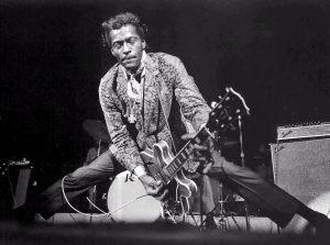 Chuck Berry gitar
