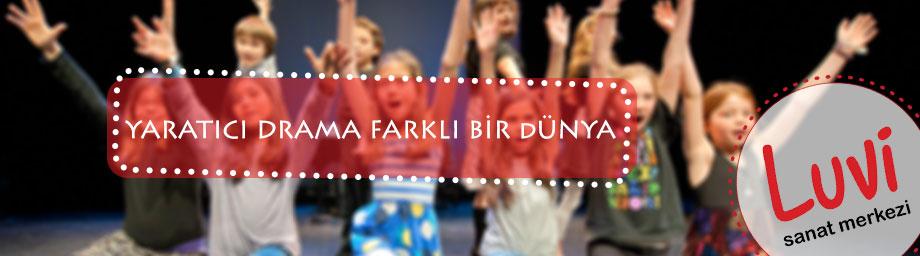 Yaratıcı Drama Kursu İzmir Narlıdere İle Yaratıcılığını Arttır Öz Güven Kazan