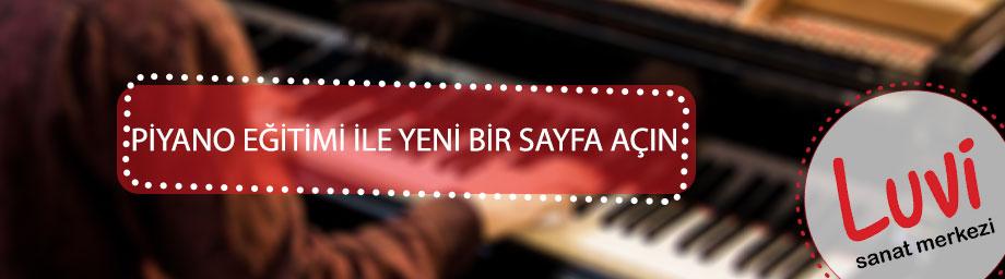 Piyano Kursu İzmir Narlıdere | Hayal Ettiğin Piyano Eğitimi