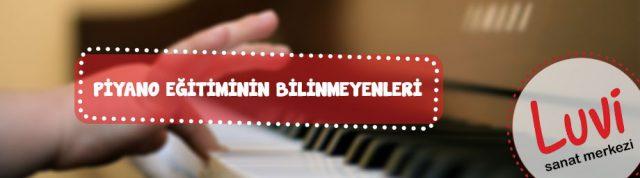 Piyano Kursu İzmir İle Piyano Eğitiminin Bilinmeyenlerini Öğrenin