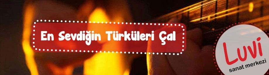 Bağlama Kursu İzmir Narlıdere | Her Ders 1 Türkü Öğren