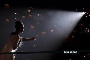 sahnede-kadın