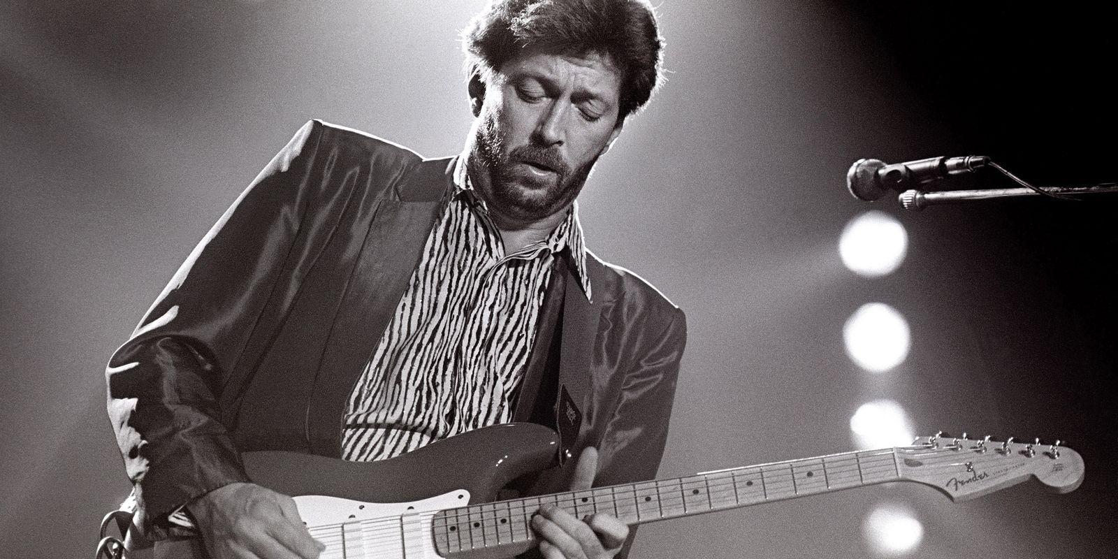Eric Clapton gitar