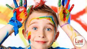resim-yapan-çocuk