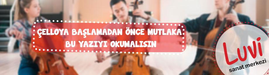 çello kursu İzmir