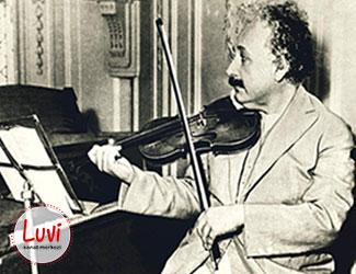 Einstein ve kemanı