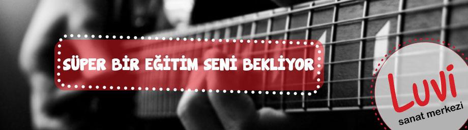 Elektro Gitar Kursu İzmir : En Hızlı Öğreten Gitar Dersleri