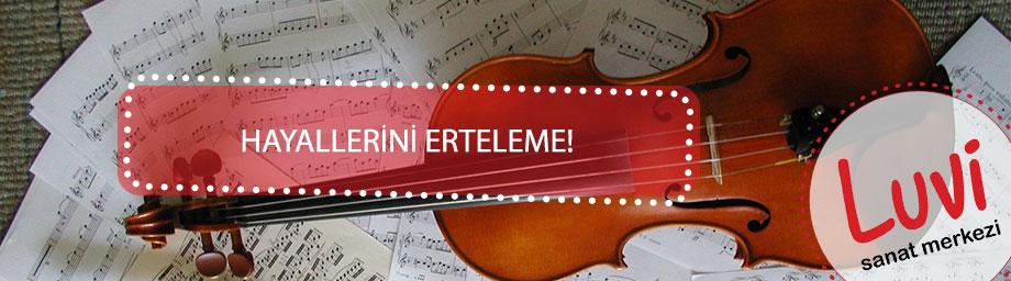 Keman Kursu İzmir | Uygun fiyatlı kaliteli keman dersleri